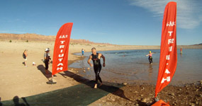 XTerra Off-Road Triathlon in Moab, Utah 2013